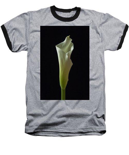 Elegance Calla Lily Baseball T-Shirt