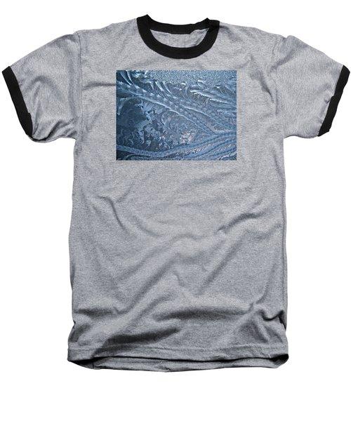 Elegant Blues Baseball T-Shirt