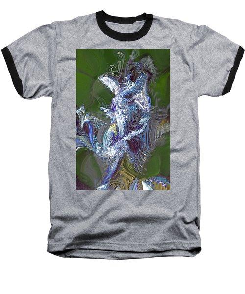Elemental Baseball T-Shirt by Richard Thomas