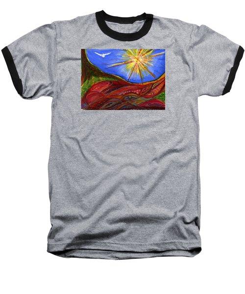 Elements Of Earth Baseball T-Shirt