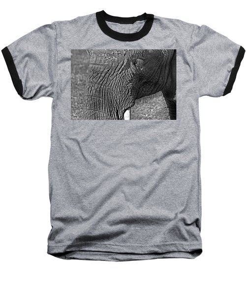 Elephant.. Dont Cry Baseball T-Shirt