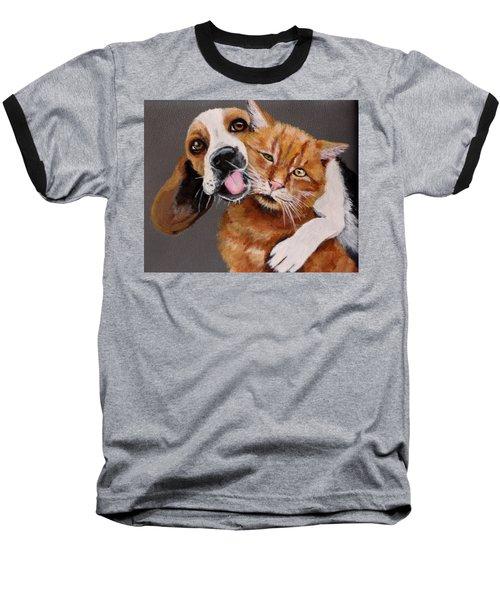 Ellen And Owen Baseball T-Shirt