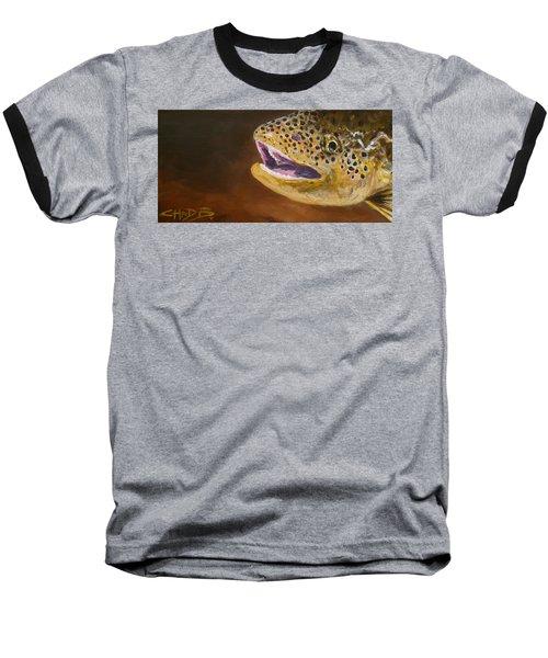 Elusive Brown Baseball T-Shirt