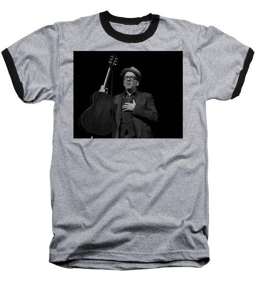 Elvis Costello Baseball T-Shirt