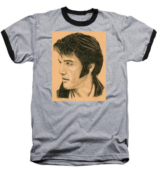 Elvis Las Vegas 69 Baseball T-Shirt