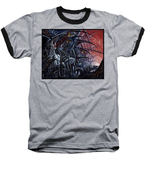 Embedded Into A World Of Pain Baseball T-Shirt