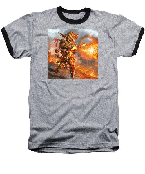 Embermage Goblin Baseball T-Shirt