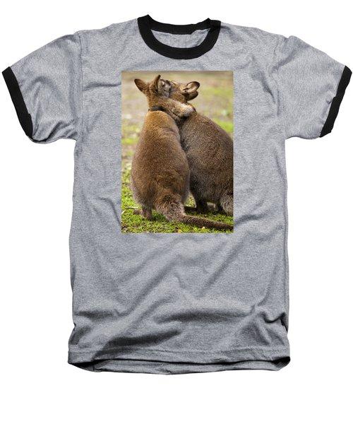 Embrace Baseball T-Shirt by Mike  Dawson