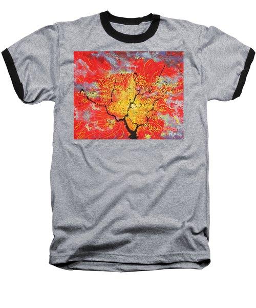 Embracing The Light Baseball T-Shirt