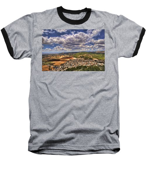 Emek Israel Baseball T-Shirt