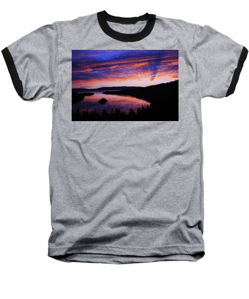 Emerald Bay Awakens Baseball T-Shirt