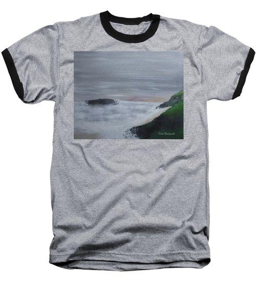 Emerald Isle Baseball T-Shirt by Dick Bourgault