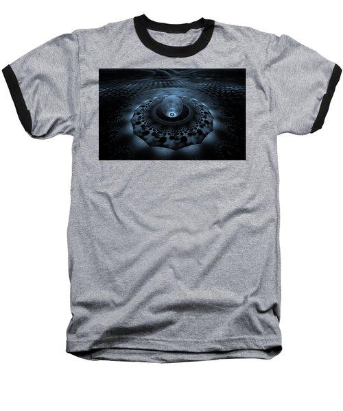 Emergence1 Baseball T-Shirt by GJ Blackman
