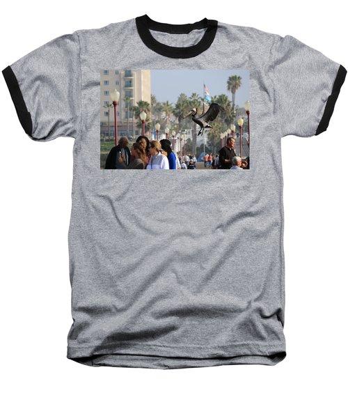 Emergency Landing  Baseball T-Shirt