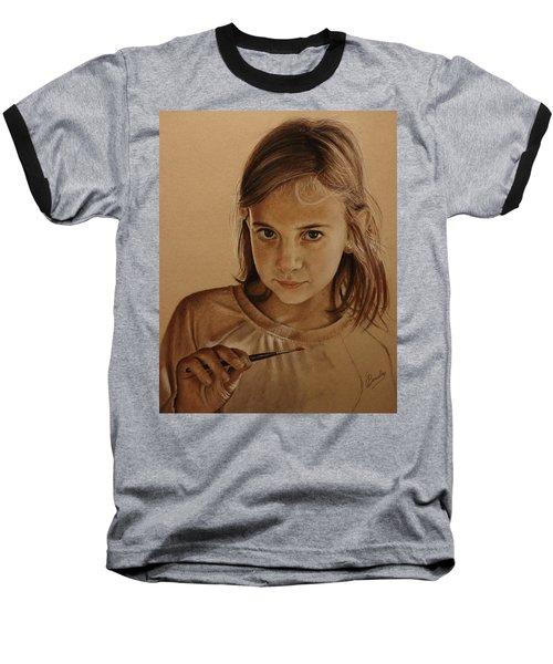 Emerging Young Artist Baseball T-Shirt