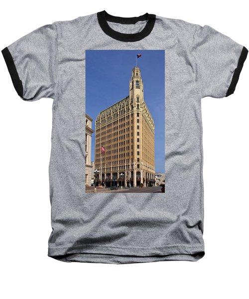 Emily Morgan Hotel Baseball T-Shirt
