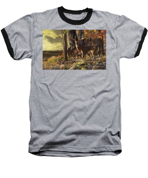 Eminence At The Forest Edge Baseball T-Shirt