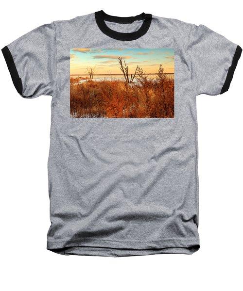 Emiquon Baseball T-Shirt