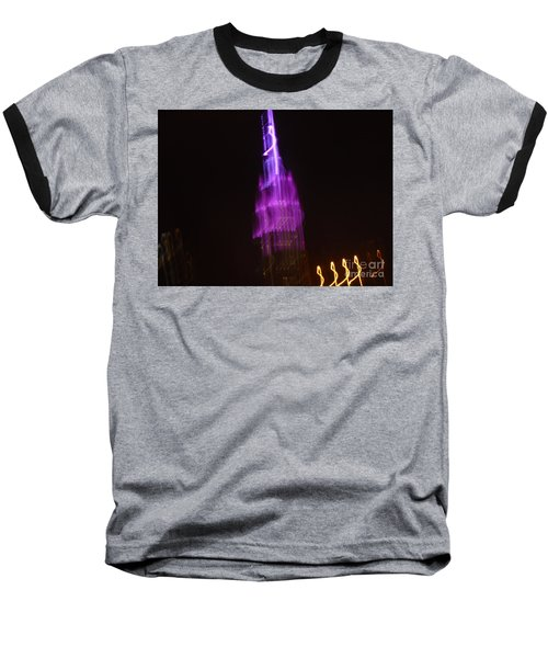 Empire Light Blur Baseball T-Shirt