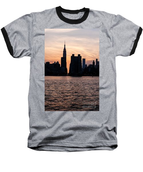 Empire On 5th Avenue Baseball T-Shirt