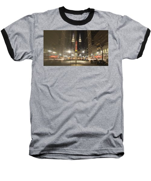 Empire Reflections Baseball T-Shirt