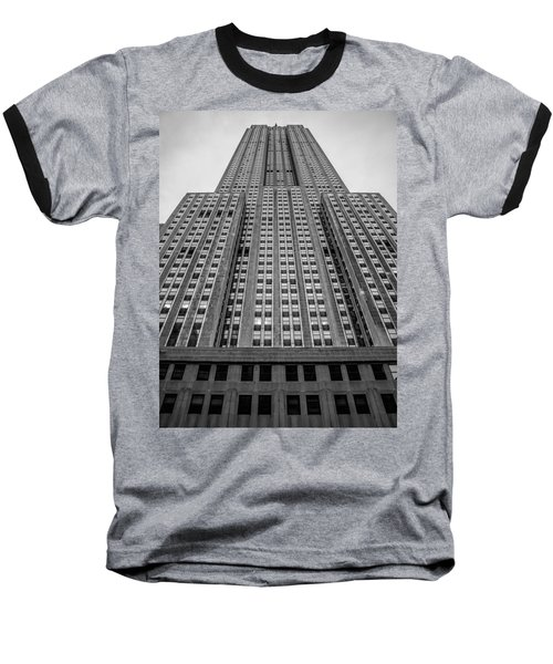 Empire State Of Mind Baseball T-Shirt