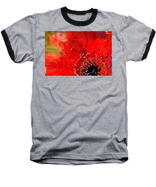 Empowerment Baseball T-Shirt by Leanna Lomanski