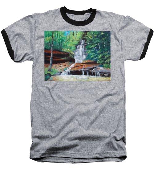 Empress Falls Australia Baseball T-Shirt