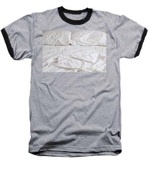Empty Bed Baseball T-Shirt