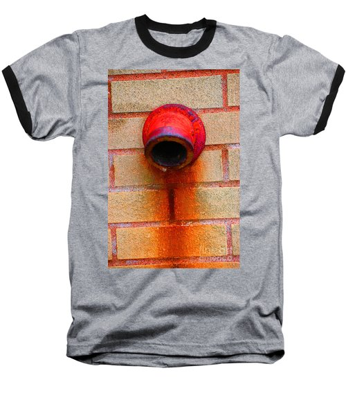 Empty Baseball T-Shirt by Christiane Hellner-OBrien