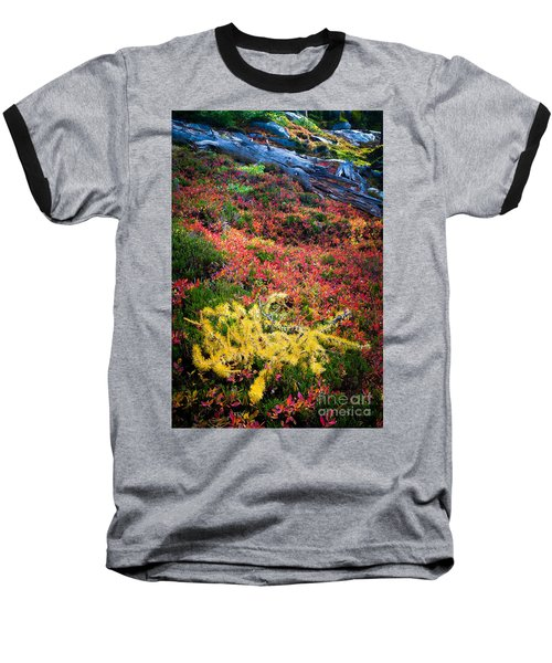 Enchanted Colors Baseball T-Shirt