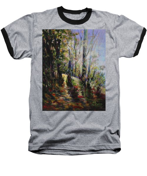 Enchanted Forest Baseball T-Shirt