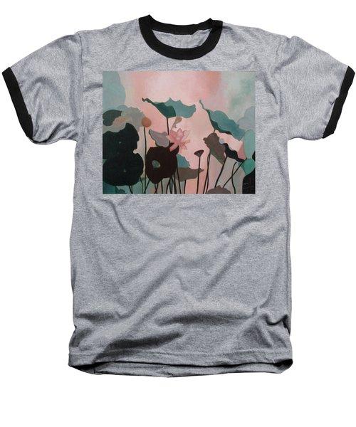 Enchanted Garden Baseball T-Shirt