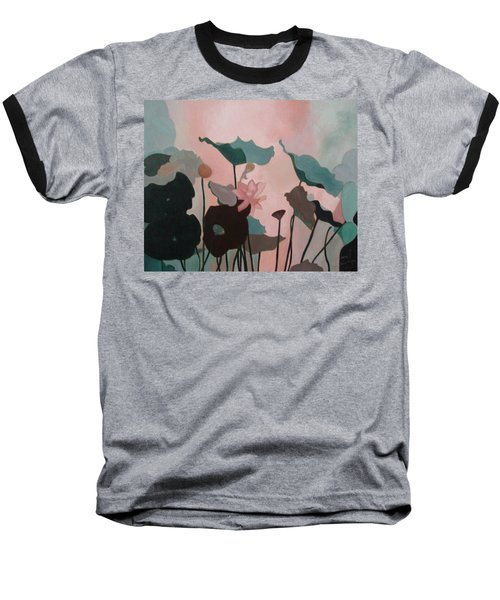 Enchanted Garden Baseball T-Shirt