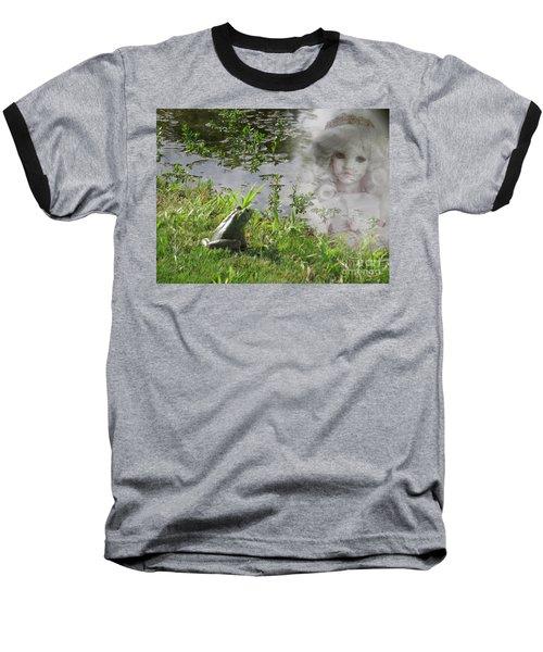 Enchanted Prince Fairy Tale Baseball T-Shirt