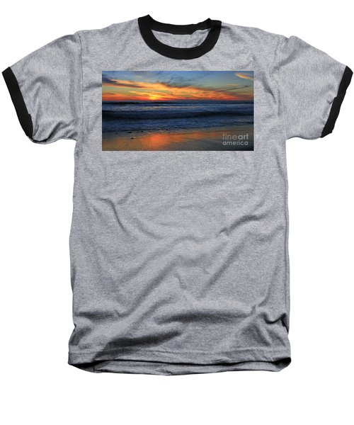 Swamis Window Baseball T-Shirt