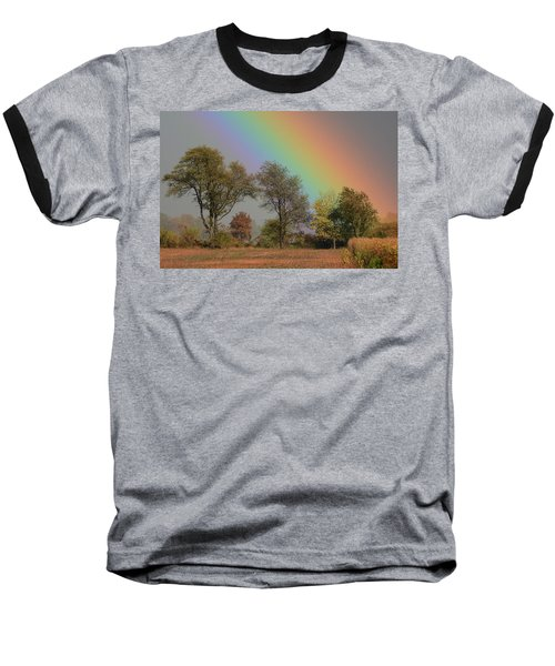 End Of The Rainbow Baseball T-Shirt