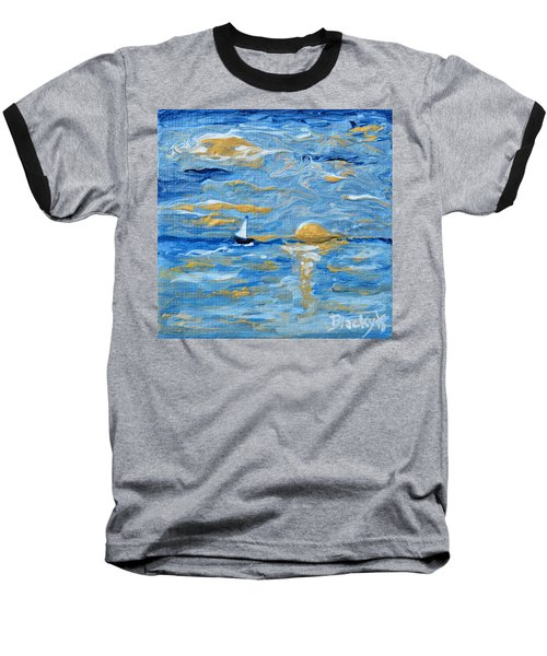 End Of The Storm Baseball T-Shirt