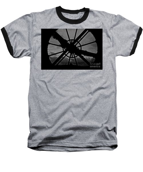 End Of Time Baseball T-Shirt