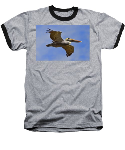 Baseball T-Shirt featuring the photograph Endangered No More by Gary Holmes