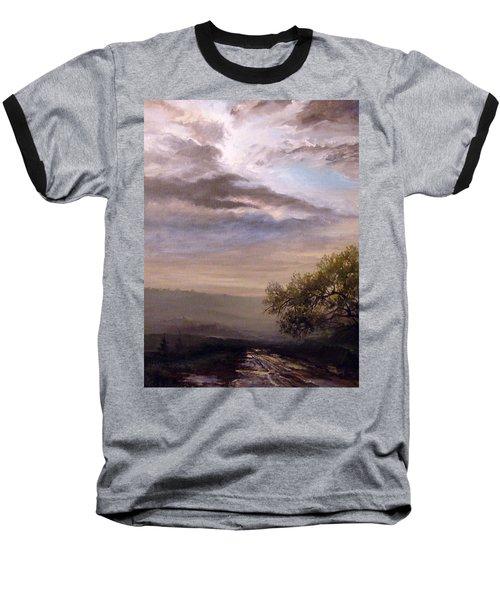 Endless Road Eternal Being Baseball T-Shirt