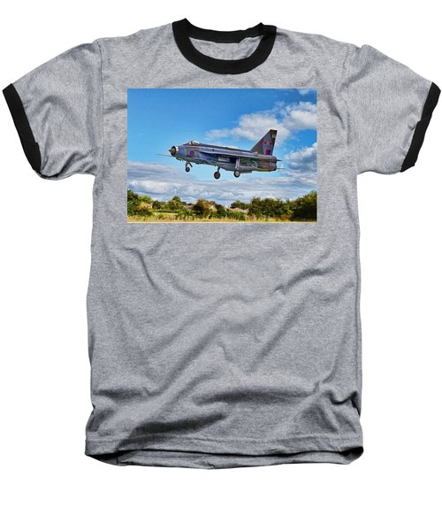 English Electric Lightning Baseball T-Shirt