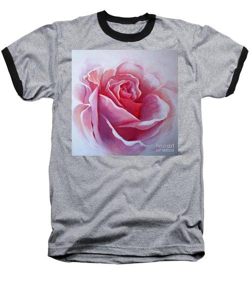 English Rose Baseball T-Shirt