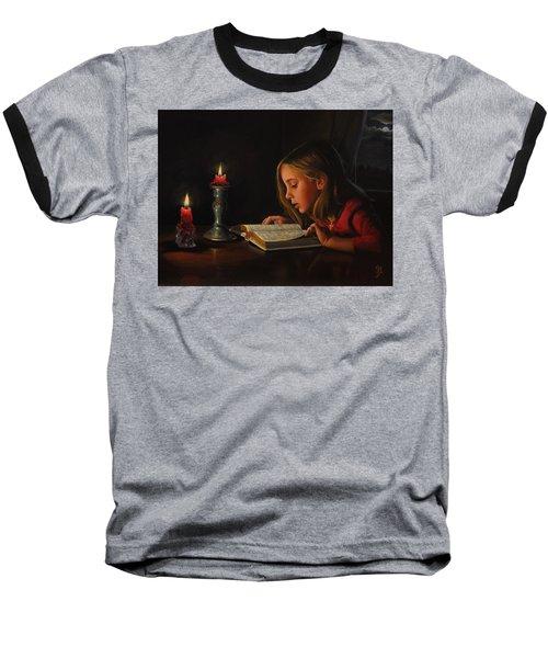 Enlightenment Baseball T-Shirt