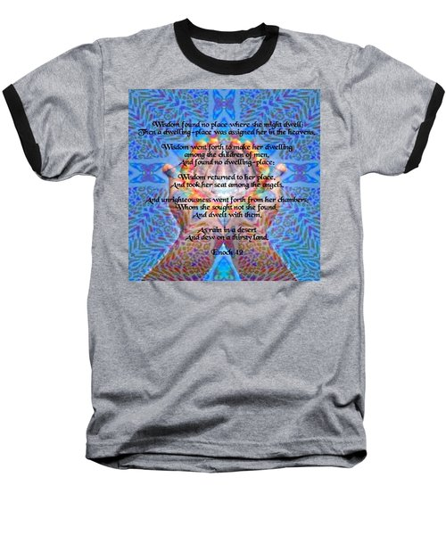 Enoch 42 Baseball T-Shirt