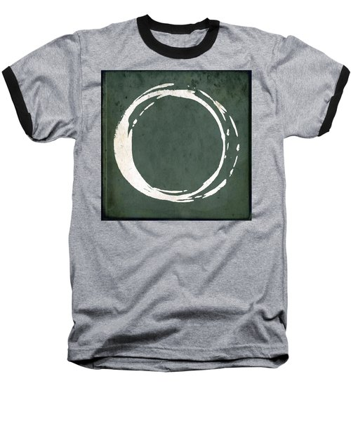 Enso No. 107 Green Baseball T-Shirt