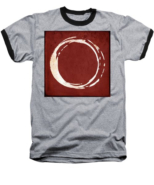 Enso No. 107 Red Baseball T-Shirt