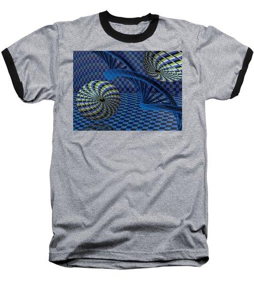 Entanglement Baseball T-Shirt
