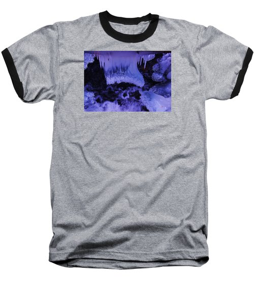 Baseball T-Shirt featuring the photograph Enter The Lair by Sean Sarsfield