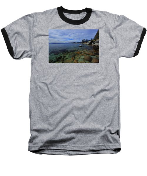 Baseball T-Shirt featuring the photograph Enter Willingly  by Sean Sarsfield